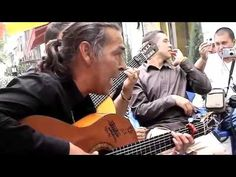 Gipsy Kings' Canut (François Reyes- Singing for his just baptised grand daughter)