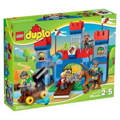 "LEGO Duplo - Big Royal Castle (10577) - LEGO - Toys""R""Us"