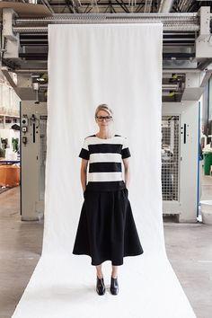 アンナ・ターネルが「マリメッコ」の新クリエイティブ・ディレクターに   BRAND TOPICS   FASHION   WWD JAPAN.COM Minimal Fashion, Work Fashion, Marimekko, Style Icons, Personal Style, Women Wear, Normcore, Street Style, Formal Dresses