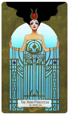 Card of the Day - The High Priestess - Monday, March 19, 2018