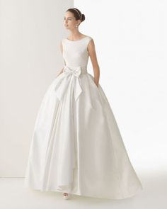 Snippets, Whispers  Ribbons Rosa Clara Wedding Dress 2014 Bridal Collection Cordoba