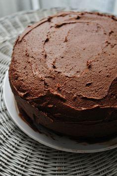 the ultimate chocolate cake recipe www.whatkumquat.com