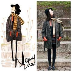 Xiaoxi (Nancy)Zhang illustrations (berlin)