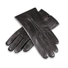 mens cloves   Barbour Quilted Men's Leather Gloves Black   My D ... : quilted leather gloves mens - Adamdwight.com