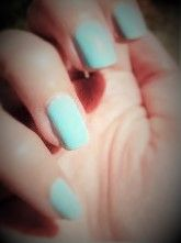 Sally Hansen  Complete Salon Manicure in Barracuda Blue.   Given as a sample by being a member of #Influenster.  #CSMHaveItAll
