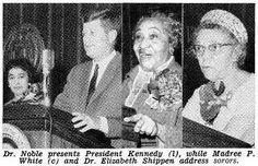 Amazing History!  Delta Sigma Theta Golden Anniversary January 1963..