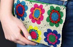 #crochet #fashion #purse #bag #inspiration