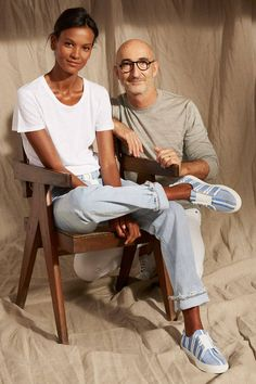 27dc43c125612 Liya Kebede And Pierre Hardy On Fusing Ethiopian And French Craftsmanship