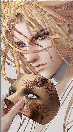 Tamlin- just sayin, his eyes were supposed to be green