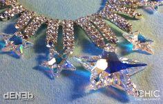 """DENEB OFFICIAL © """"STARSEED"""" ☆ MODA E ASTRONOMIA - MODA E STILE Stelle Comete: gioielli di ghiaccio"""
