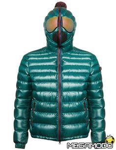 "Ai-Riders on the Storm presenta la nuova ""super hero jacket"" | Thanks to www.megamodo.com #airiders #jacket"