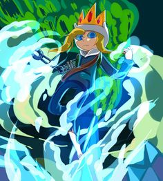 Ice prince / Finn