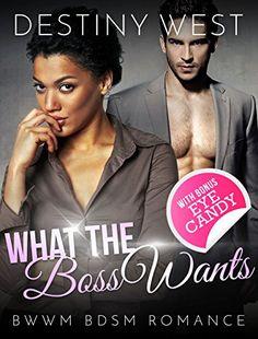 INTERRACIAL ROMANCE BWWM: What the Boss Wants (African Am... https://www.amazon.com/dp/B01M2X6DLU/ref=cm_sw_r_pi_dp_x_QjXbyb2NVVGFQ
