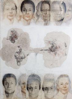 Jiri Anderle, Deux Tetes Melanges