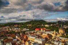 Діброва - тисячолітнє місто попередник Львова