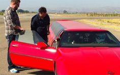 C4 Corvette Limo on Top Gear USA