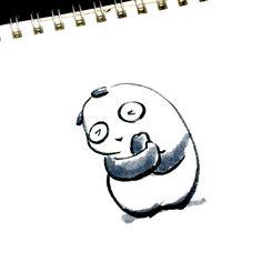 【一日一大熊猫】2015.11.22 トレーニングするなら筋肉痛を目的にしないようにしてるよ。 筋肉痛は筋肉の炎症と言われてるからつまり負傷だよなぁ。 負傷はしたくないや。 #パンダ #筋肉痛