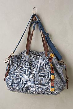 b10b8ee87e61 Anthropologie EU Theresa Weekender Summer Bags