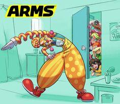 ARMS official Lola Pop art