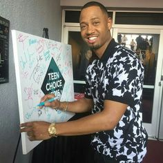 #MCM Terrence J 😍😍