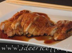 Ricetta Pollo con salsa teriyaki di Nanako