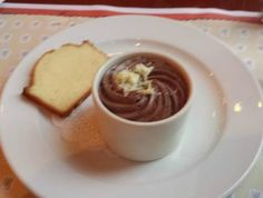 Chocolate Mousse Recipe from Les Chefs de France at EPCOT in Disney World