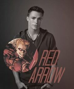 Roy Harper as Red Arrow