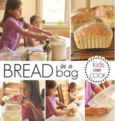 Bread In A Bag You'll Love This Very Easy Recipe