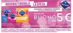 """Da Europlanet ritorna """"Nuvenia ti regala la spesa"""" – Missione risparmio Bergamo"""