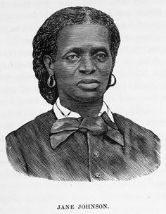 Jane Johnson Source The underground railroad A record of facts authentic narratives letters c narrating the hardships hairbreadth escapes and death struggles of the sla. Us History, African American History, Women In History, History Facts, American Women, Black History, Black Authors, Underground Railroad, Historical Pictures