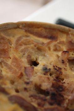 PETIT FAR BRETON aux pommes avec ou sans oeufs (Sans gluten/ sans lait/ sans sucre)