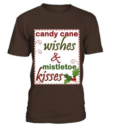 # Candy Cane Wishes  Amp  Mistletoe Kisses Holiday T-shirt .    COUPON CODE    Click here ( image ) to get COUPON CODE  for all products :      HOW TO ORDER:  1. Select the style and color you want:  2. Click Reserve it now  3. Select size and quantity  4. Enter shipping and billing information  5. Done! Simple as that!    TIPS: Buy 2 or more to save shipping cost!    This is printable if you purchase only one piece. so dont worry, you will get yours.                       *** You can pay…