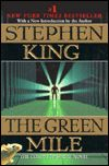 The Green Mile by Stephen King: Book Cover