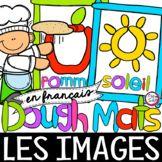 FRENCH Fun Stuff Dough Mats