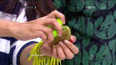 Alat Pengupas Buah Kiwi - Inovasi Masa Kini