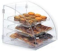 Acrylic bulk food dispenser