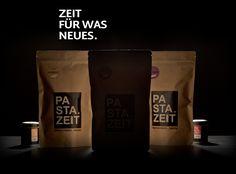 Bald ist es Zeit für was Neues ... Zeit für Pastazeit. Wir sind in Kürze für euch da. Stay Tuned Kamut, Pasta, Announcement, Coffee, Drinks, Health, Food, Kaffee, Drinking