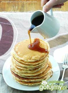 Pancakes na bazie mleka Pancakes, Food And Drink, Breakfast, Morning Coffee, Pancake, Crepes