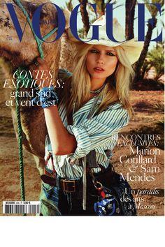 Vogue Paris avril 2010