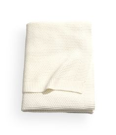 Knit Baby Blanket | H&M US