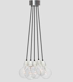 Het Lichtlab No.8 Bundle wit 5 lightbulbs! Cluster Lights, Light Bulb, Toilet, Sweet Home, Design, Lighting, Store, Collection, House Beautiful