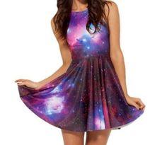Vestido galaxias