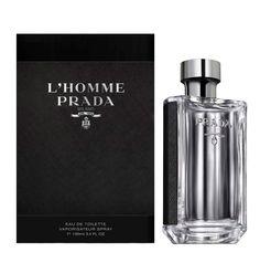 La Femme Prada and L'Homme Prada ~ New Fragrances