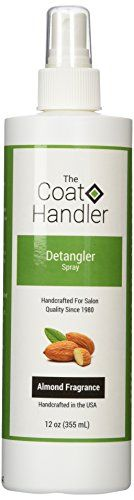 Coat Handler AntiStatic Detangler Spray >>> More info could be found at the image url.(This is an Amazon affiliate link)