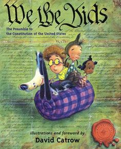 Constitution Day- illustrated by David Catrow -one I want to check out!