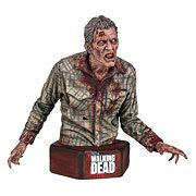 Walking Dead Sophia Stalker Walker Zombie Mini-Bust - http://lopso.com/interests/zombies/walking-dead-sophia-stalker-walker-zombie-mini-bust/ -   The search for Sophia starts with this Stalker Walker Mini-Bust! From Season 2 of Walking Dead ! Hes pretty much dead already! Season 2 of AMCs The Walking Dead was full of tragedy and loss. Perhaps one of the most painful surprise revelations of the season came in...