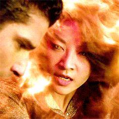 Kira and Scott