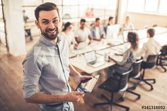 Business people working - Buy this stock photo and explore similar images at Adobe Stock Royalty Free Images, Stock Photos, Business, Creative Ideas, Vectors, People, Facebook, Diy Creative Ideas, Store