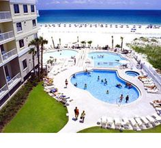 Springhill Suites by Marriott in Pensacola Beach, Florida
