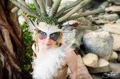Forest Spirit (Princess Mononoke) from Kudrel-Cosplay via nerdist.com